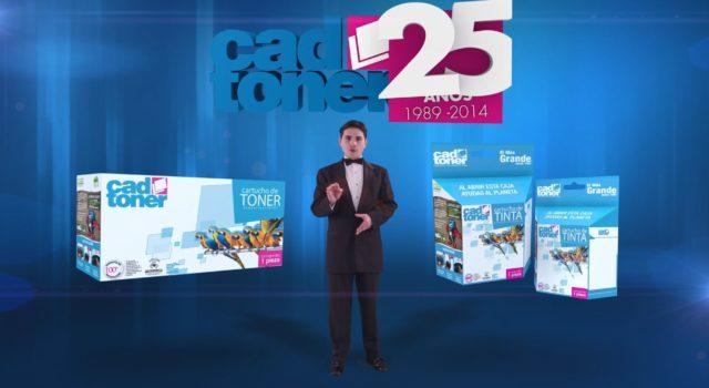 Cad Toner: TV Spots